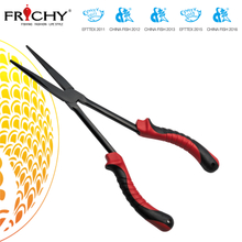 X43-Long Nose Stainless Steel Fishing Plier