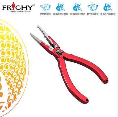 X22 Aluminum fishing pliers